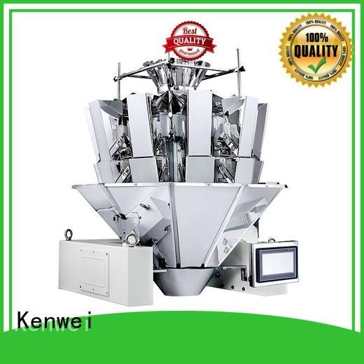 Génération plaquette emballage machine facile à démonter pour les matériaux avec de l'huile Kenwei
