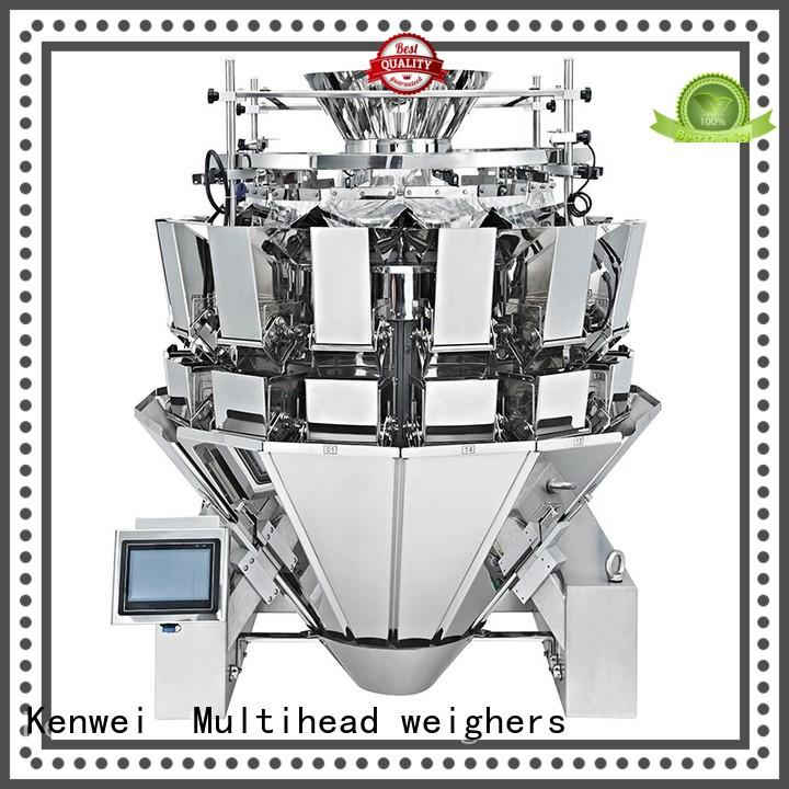 Kenwei pratique bouteille machine de remplissage avec haute-qualité capteurs pour poisson épicé