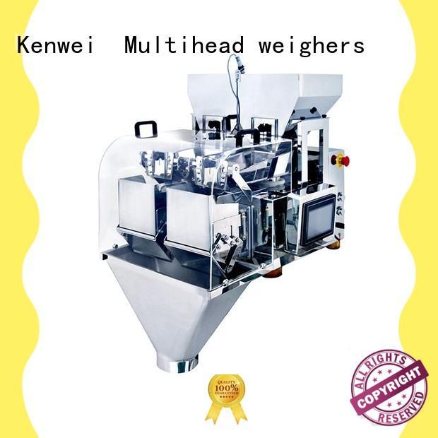 Adapté électronique de pesage machine modulaire facile à démonter pour sel industriel