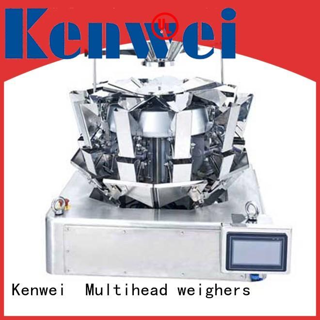 Kenwei feedingcontrol machine d'emballage facile à démonter pour matériaux de haute viscosité