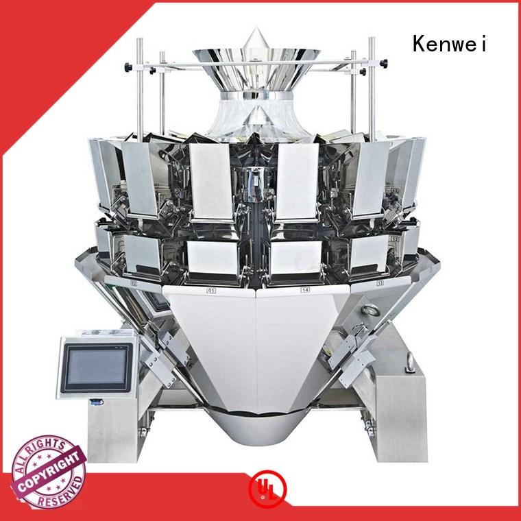 Kenwei d'alimentation ensachage machine avec capteurs de haute-qualité pour les matériaux avec de l'huile