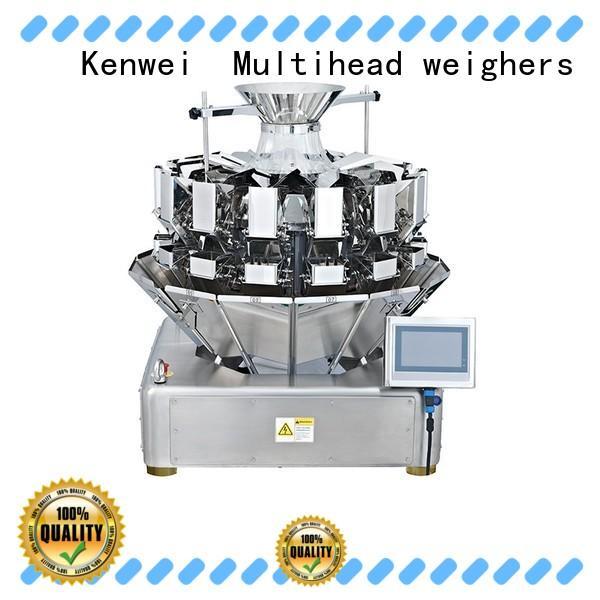 Máquina de llenado de botellas de alimentación Kenwei con alta calidad para salsa de pato