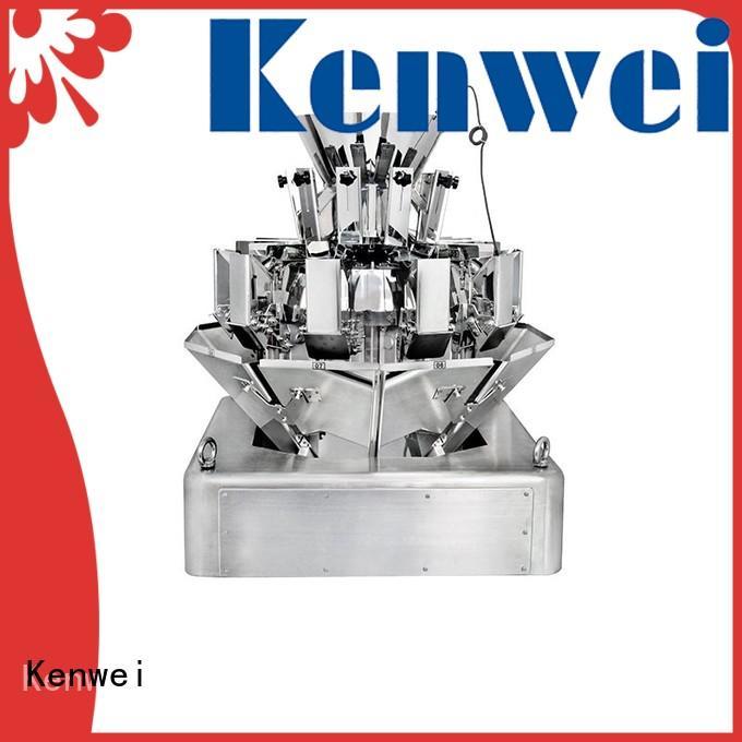 Báscula de combinación de relleno a granel Sellado en miniatura de la marca Kenwei