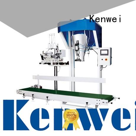 big automatic weighing and filling machine belt factory Kenwei
