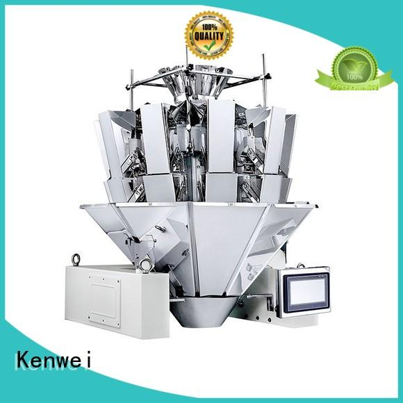 Kenwei d'alimentation peseur avec capteurs de haute qualité pour poisson épicé