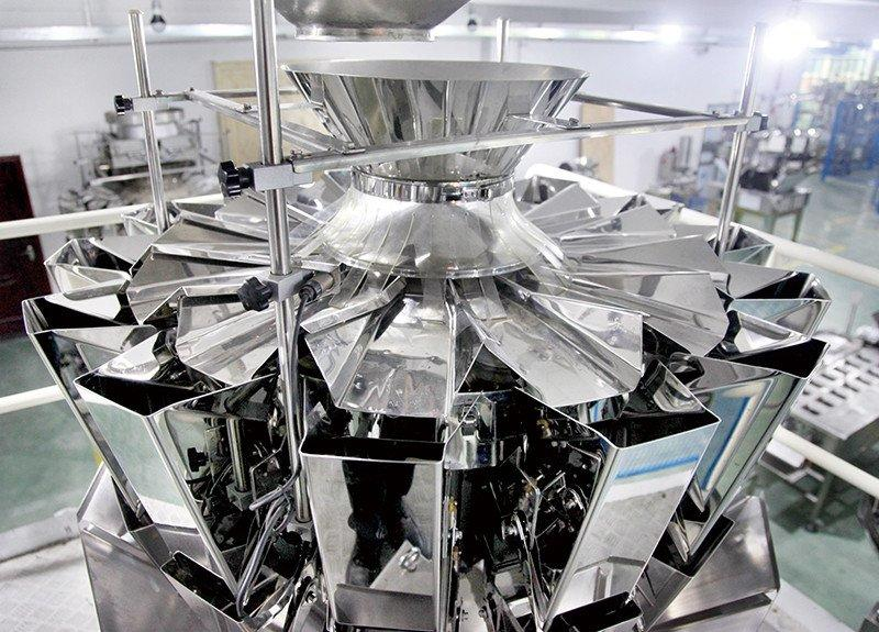 Kenwei -High-quality Packaging Equipment | 1g 10 Heads Standard Multihead Weigher 1-2