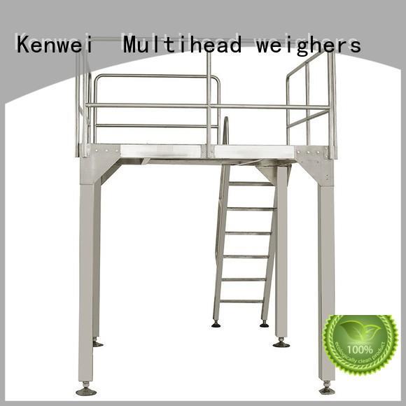 ¿Mesa Kenwei marca que recoge transportador de embalaje personalizado?