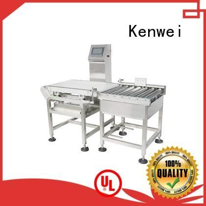 Comprobador de peso a escala Kenwei de alta calidad para fábricas
