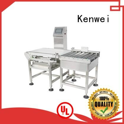 Kenwei scale weight checker with high quality for factories