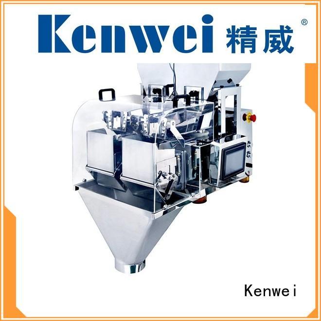 electric Sealing big packaging machine heads Kenwei