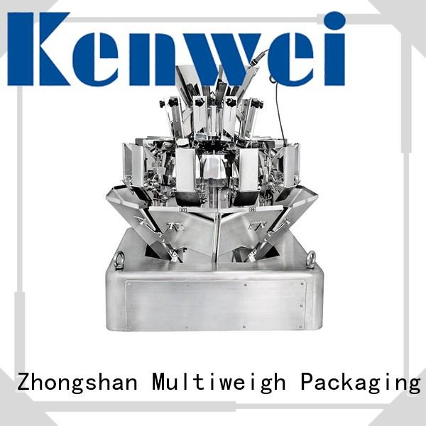 electric filling weight Kenwei Brand packaging machine supplier