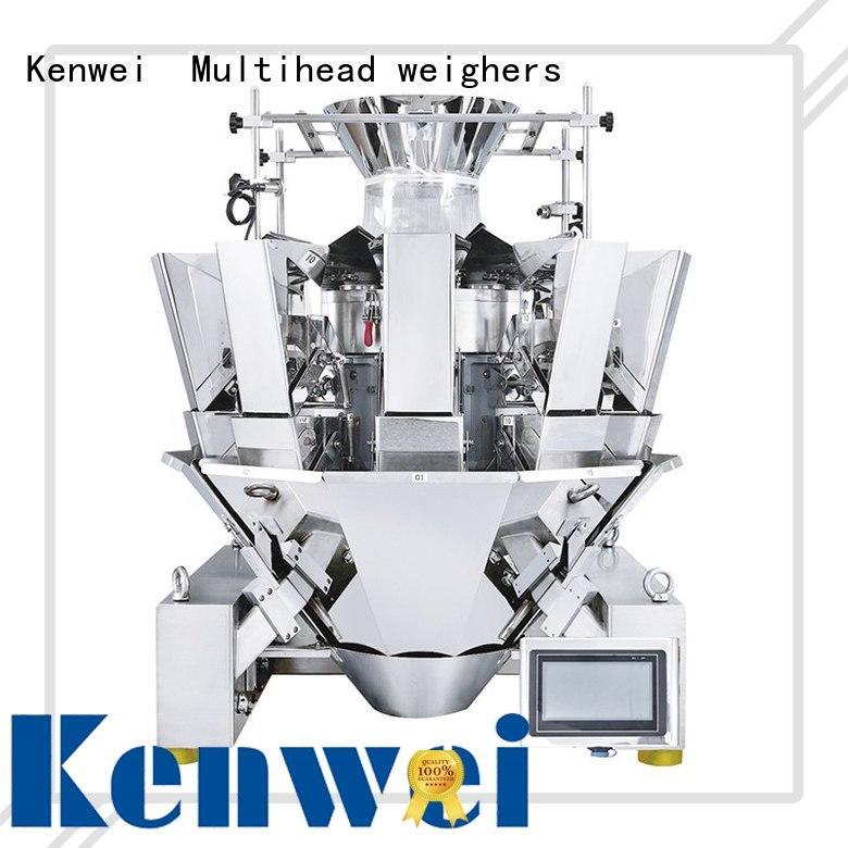 Kenwei avec souplesse la chaleur d'étanchéité machine avec haute-qualité capteurs pour matériaux de haute viscosité