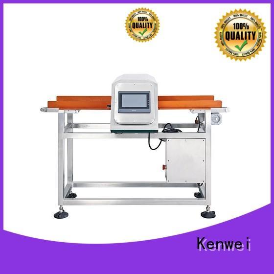 Kenwei dropped cheap metal detectors easy maintenance for textile