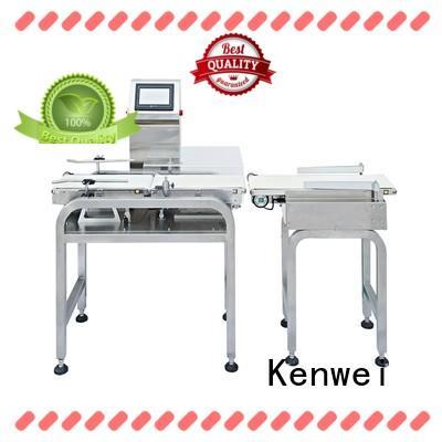 Escala industrial automática Kenwei automática para industrias