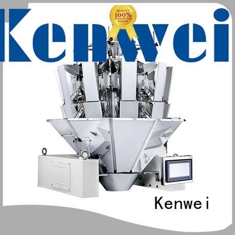 Kenwei frozen food packaging equipment layers for sauce duck