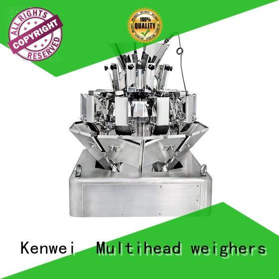 Kenwei respectueux de l'environnement poche machine d'emballage avec la structure simple de sel industriel