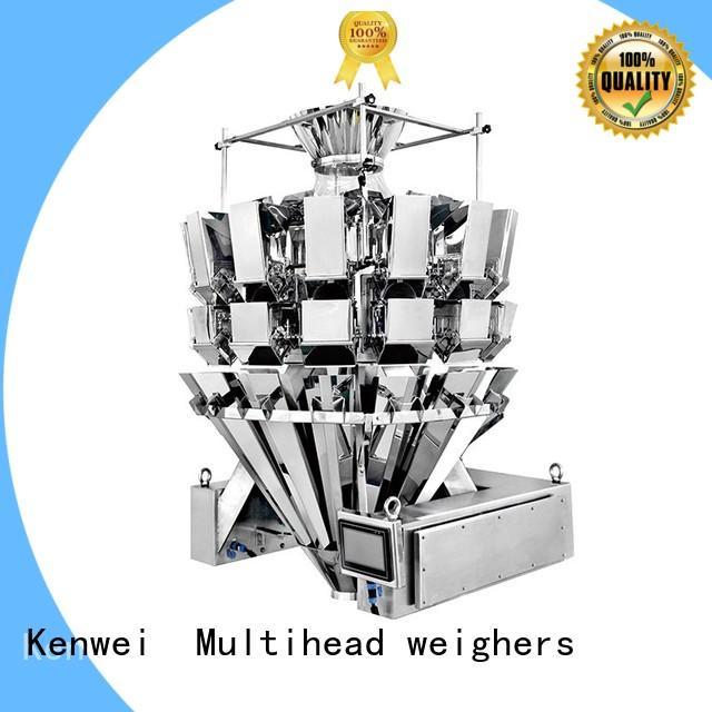 Máquina de enbolsado conveniente Kenwei fácil de desmontar para peces picantes