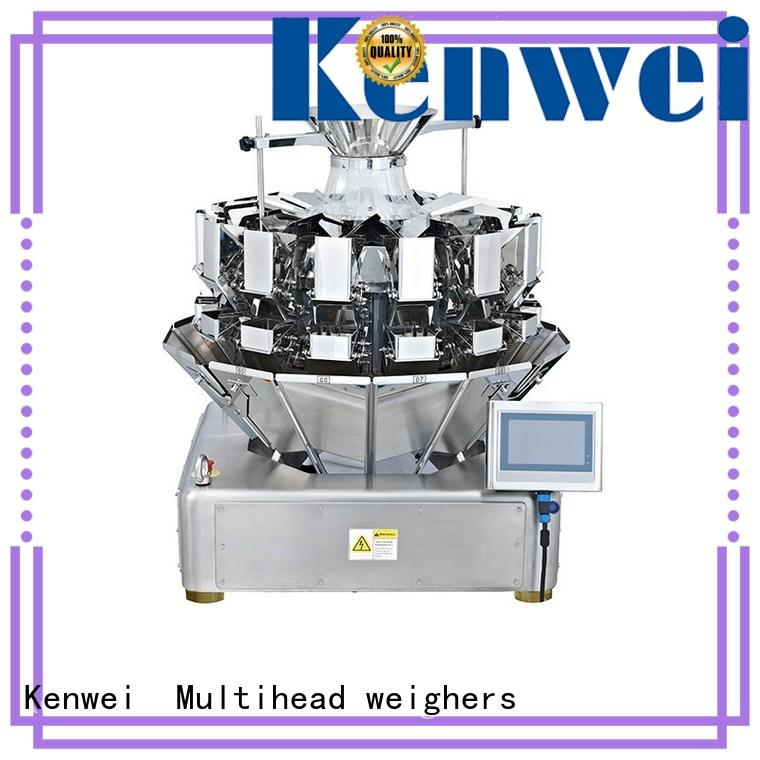 Kenwei powder food packing machine weigher outdoor