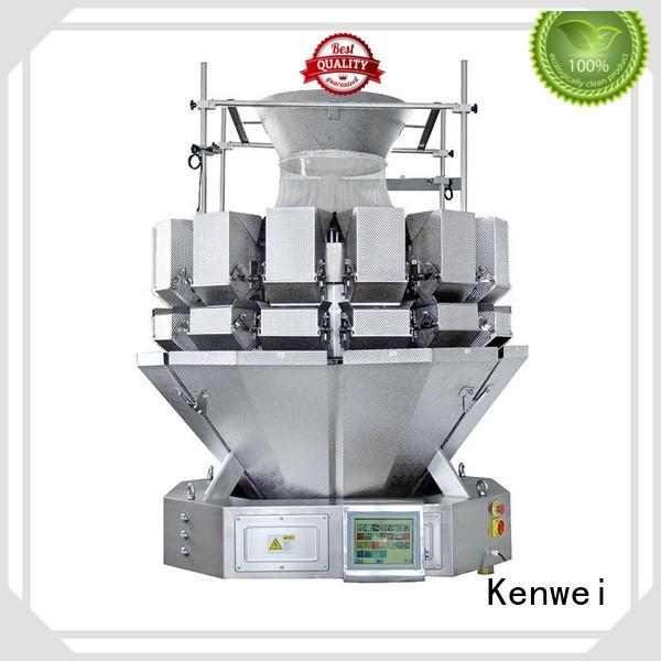 Kenwei máquina de llenado flexible con sensores de alta calidad para materiales con alta viscosidad