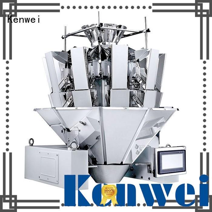 Kenwei congelés machine d'emballage chine avec haute qualité pour sauce canard