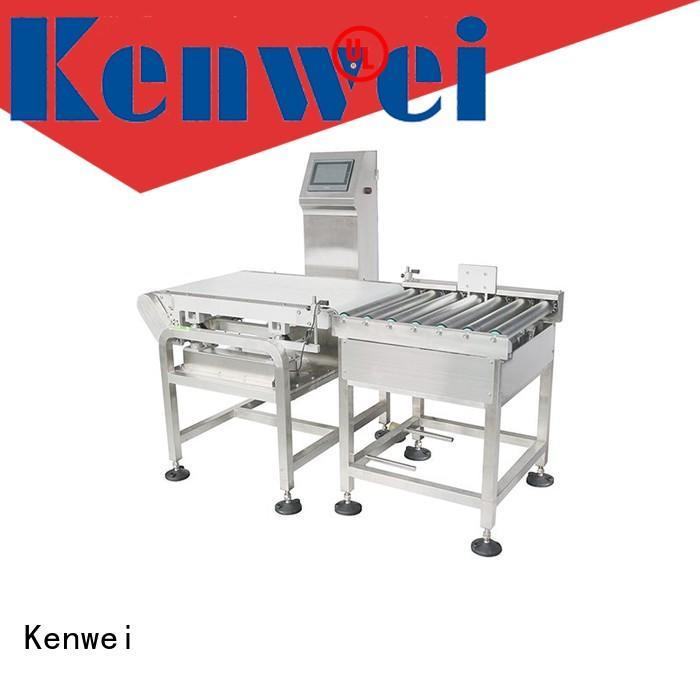 Máquina automática de control de peso con alta calidad para fábricas