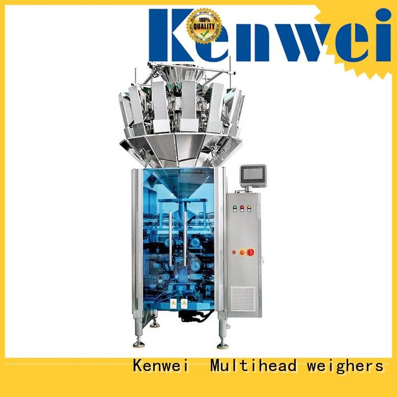 packaging weighing and filling machine easy to disassemble for frozen food
