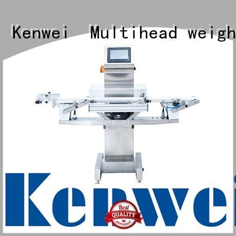 Kenwei automatique industrielle échelle avec haute qualité pour les usines