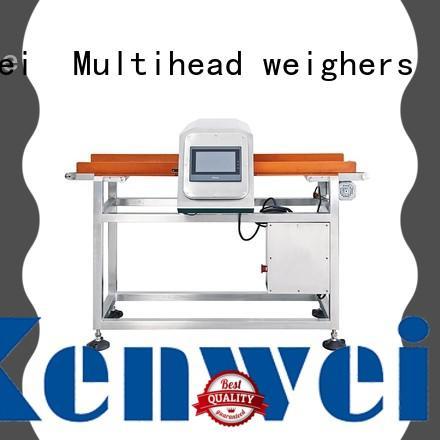 Sistema de Detección horizontal Kenwei fácil de desmontar para la industria del caucho de juguete