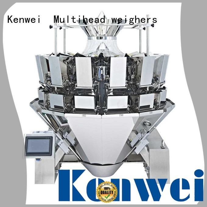 Kenwei pratique machine de remplissage avec haute-qualité capteurs pour matériaux de haute viscosité