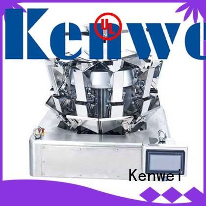 Congelés machine de remplissage sortie avec haute qualité pour poisson épicé