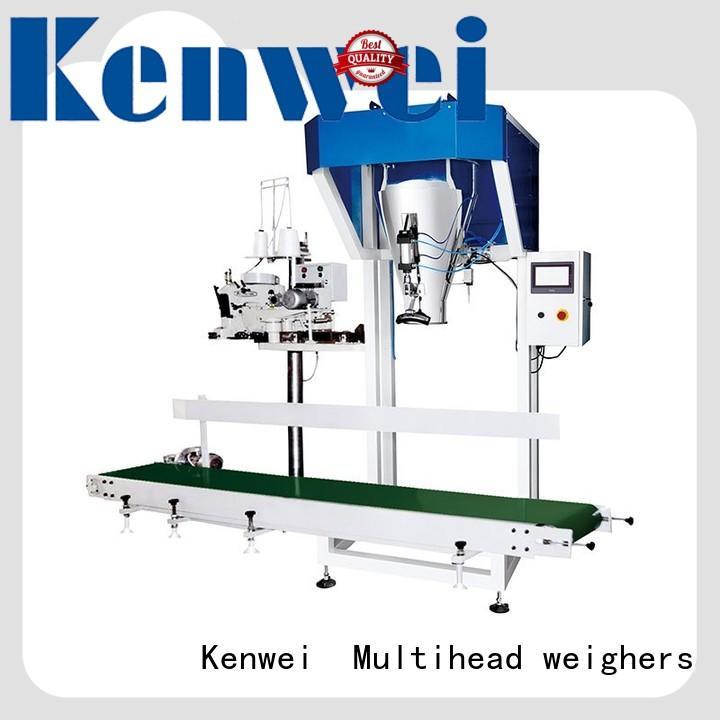 Máquina de envasado a prueba de polvo a granel con un diseño exquisito para sal industrial