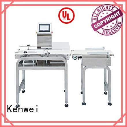 Máquina de envasado automático Kenwei fácil operación para interior/exterior