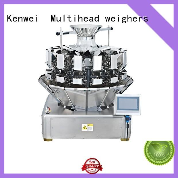 Kenwei stability weighing and packing machine with high quality for sauce duck