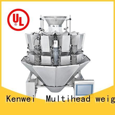 Custom noodle feeding weight checker Kenwei advanced