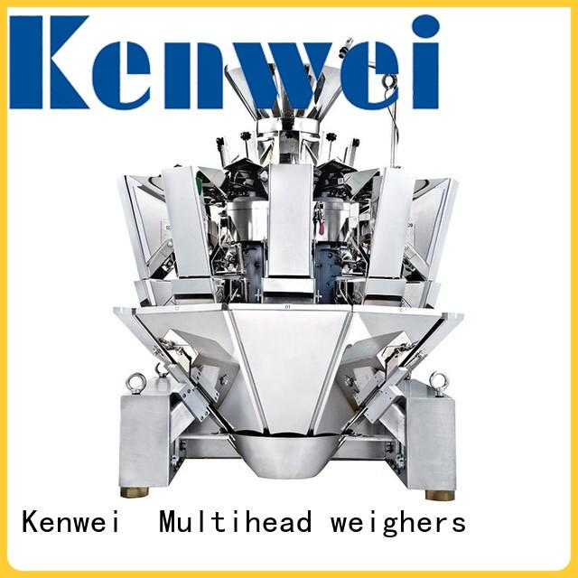 three layers feeding control frozen Kenwei Brand weighing instruments factory