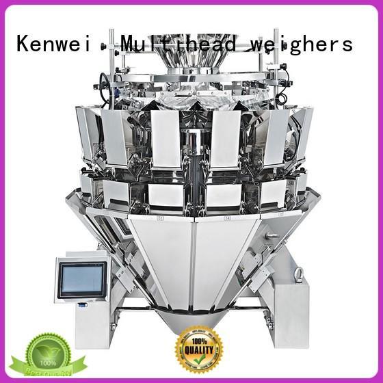 Máquina de envolver cabezas Kenwei con sensores de alta calidad para peces picantes