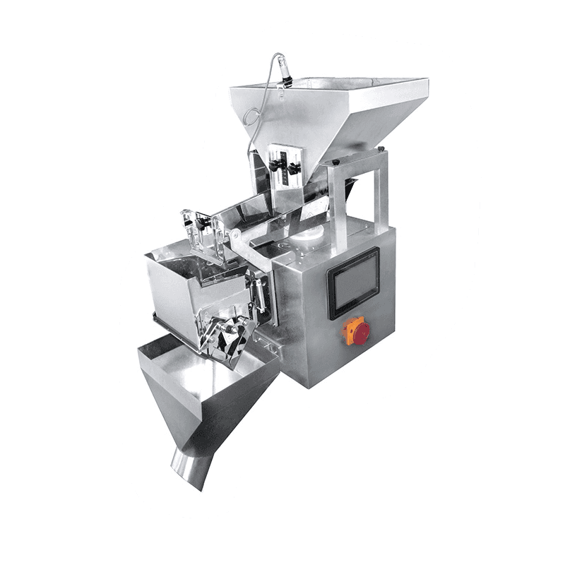 Kenwei -2g 2 Heads Miniature Modular Linear Weigher 15l | Linear Weigher | Kenwei-1