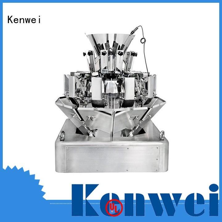 Pratique poche machine d'emballage unique avec la structure simple de sel industriel