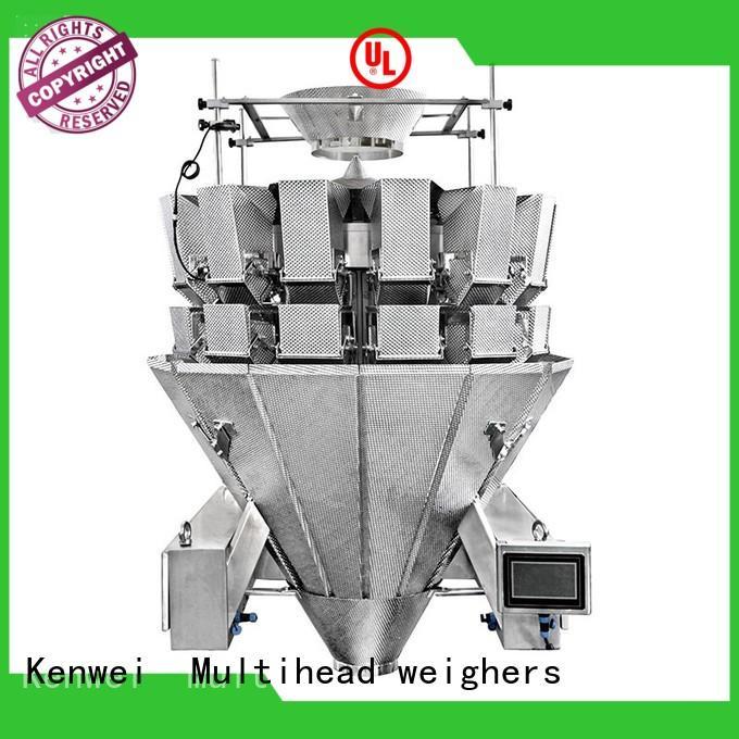 Máquina de envasado de alimentos Kenwei fideo con alta calidad para materiales con aceite