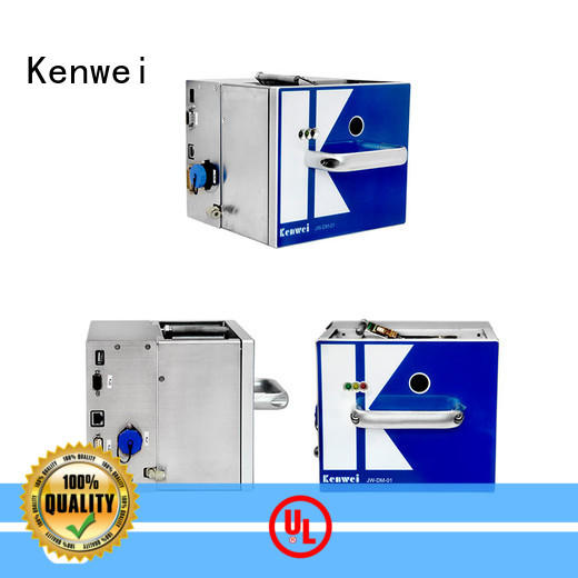 Kenwei quality thermal barcode printer with strong integrity for labels