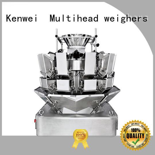Máquina de embalaje estándar Kenwei china con alta calidad para pescado picante