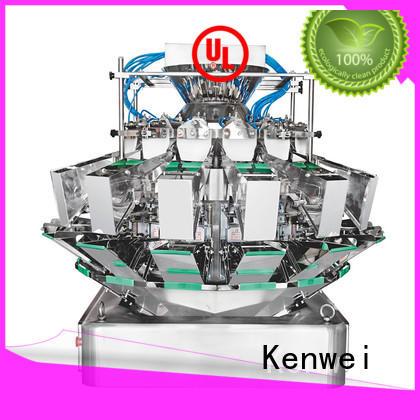 Kenwei produits d'emballage machine facile à démonter pour les matériaux avec de l'huile