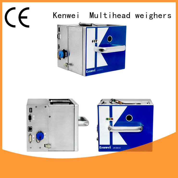 folded paper paper direct thermal printer wrist strap Kenwei company