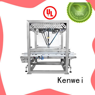 Kenwei frozen automated packaging systems parallel for factory