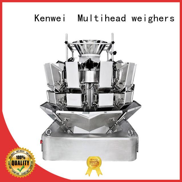 Empacadora Kenwei con sensores de alta calidad para materiales con aceite