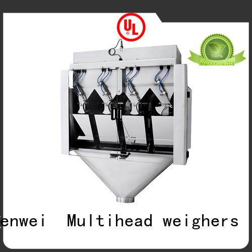 Máquina de embalaje de bolsas adecuada Kenwei con un diseño exquisito para materiales con ligera viscosidad