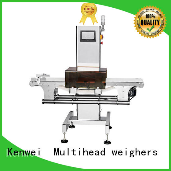 Kenwei dropped metal check with high quality for textile