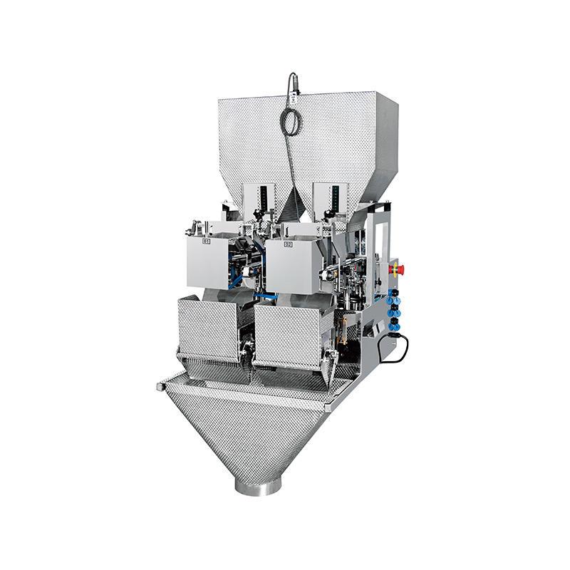 Máquina de embalaje individual Kenwei fácil de desmontar para materiales con ligera viscosidad-1