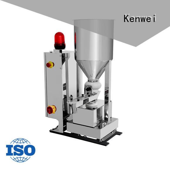 Doble operación simple alimentador gravimétrico Kenwei fabricación