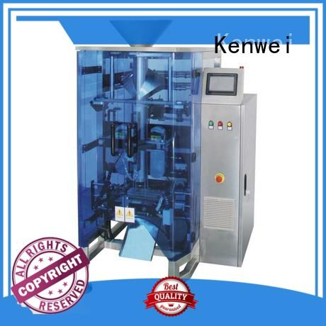 Vertical vertical machine d'emballage sous vide en vente pour oreiller sac Kenwei